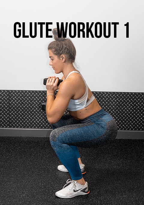 Glute Workout 1